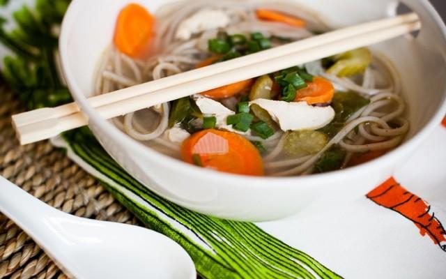 OptiMYz Soba Soup Recipe
