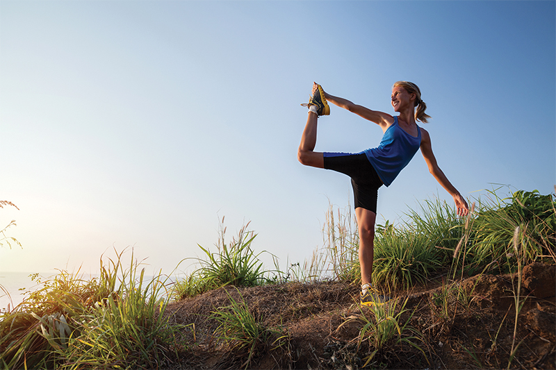 BOOK REVIEW: Yoga for Runners