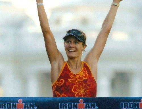 Nicole DeBoom: From pro triathlete to women's gear designer