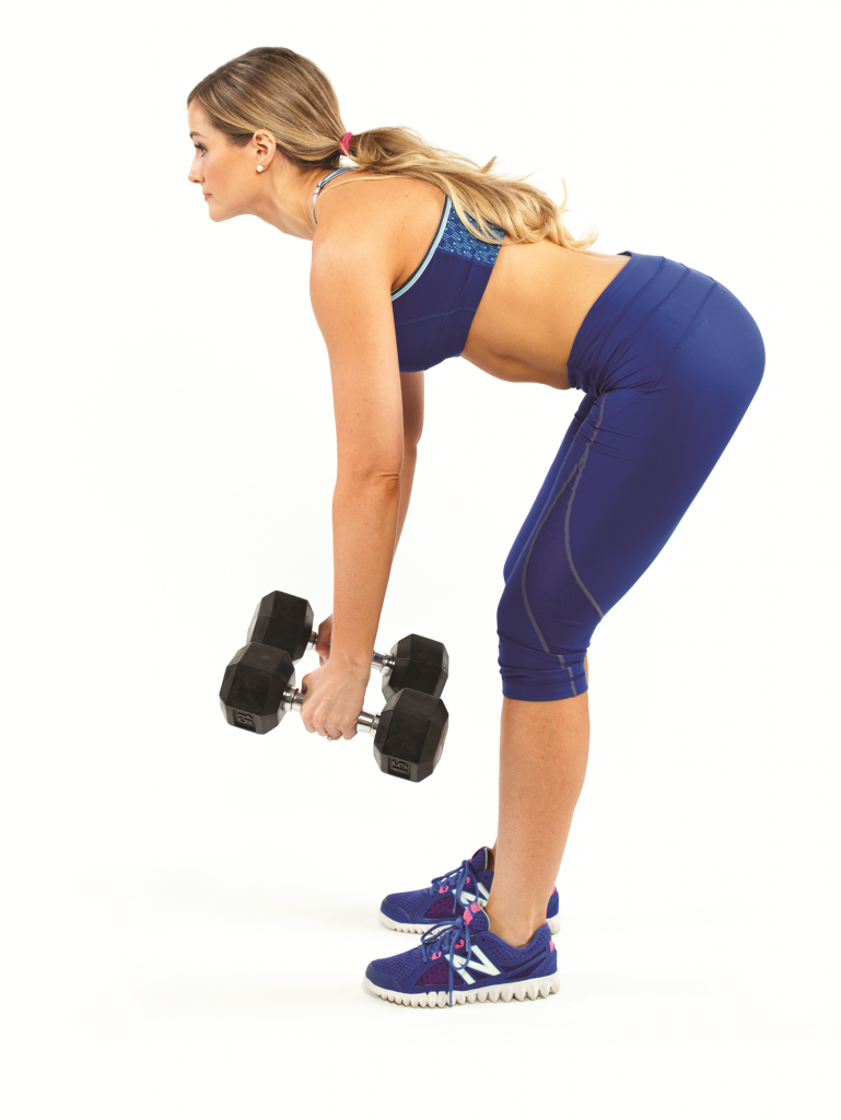 Bent over row 1