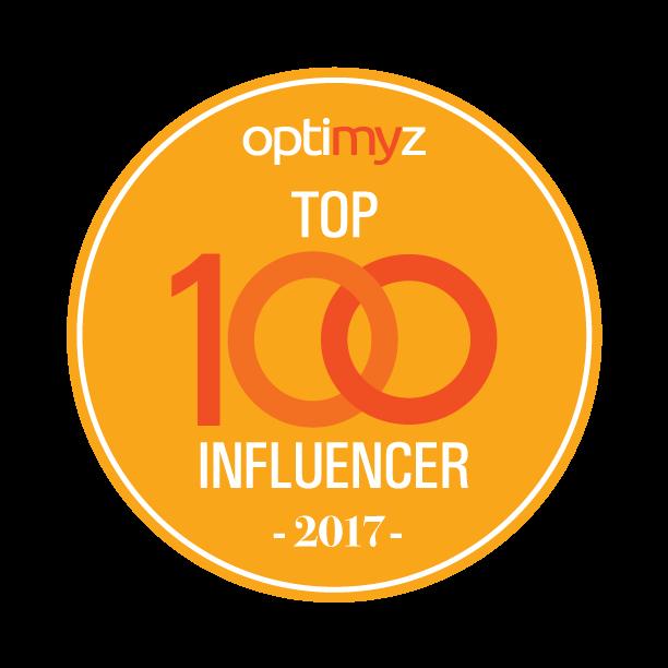 2017 Top 100 Health Influencers Optimyz Magazine For Women