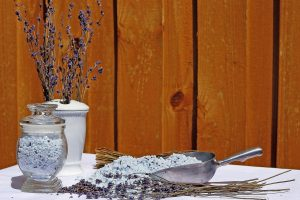 lavenderBATHSALTS