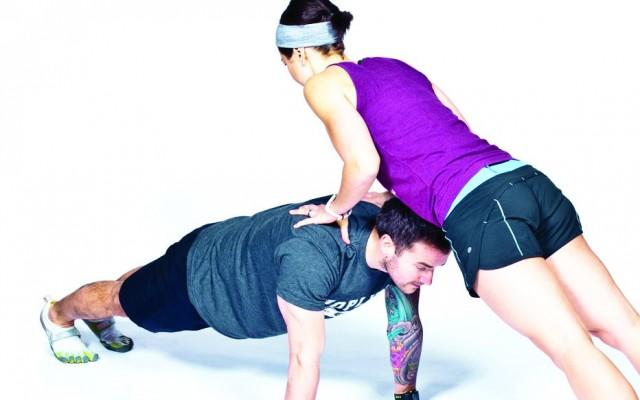 Plank Push up TB SQ