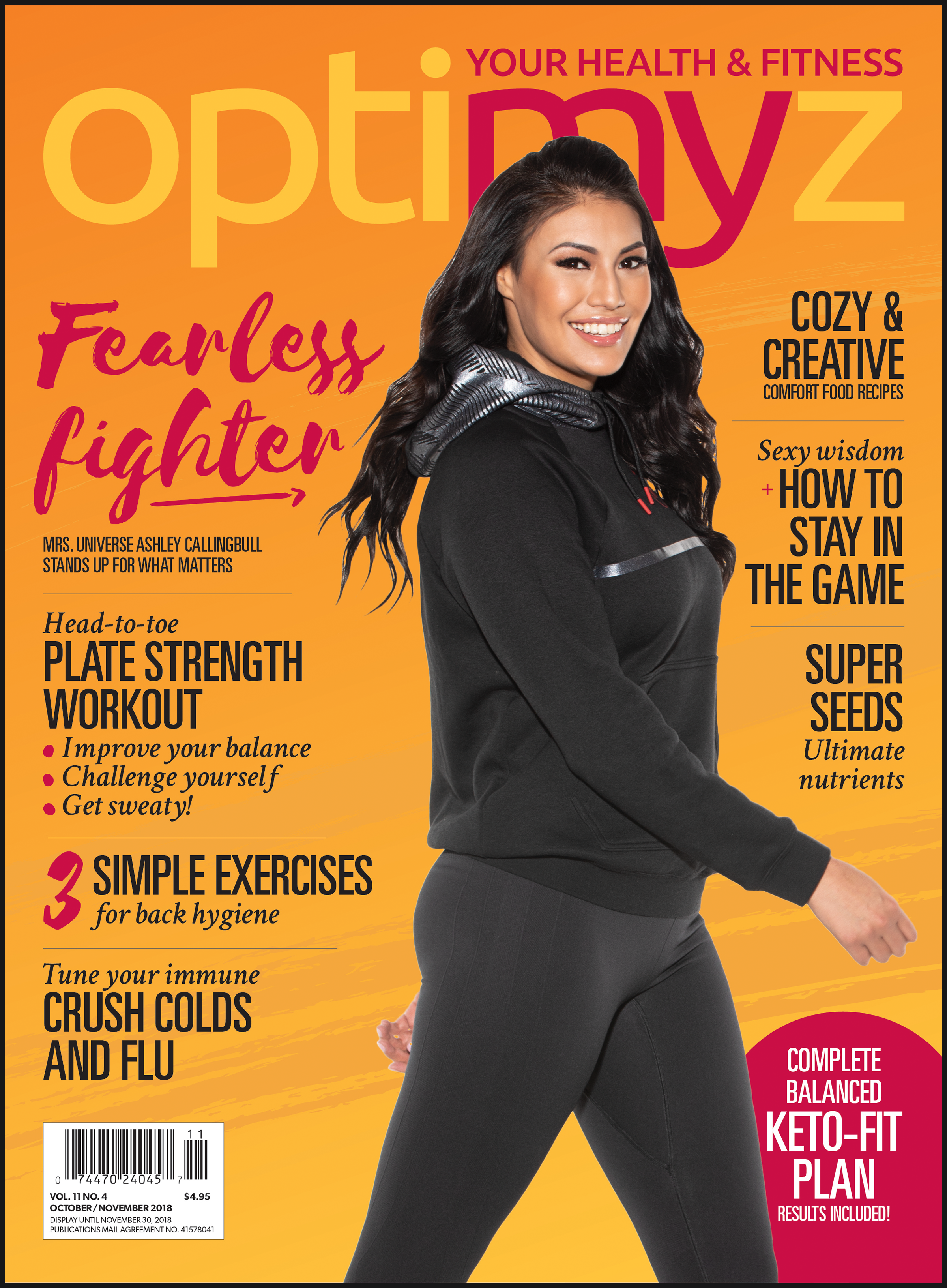 Cover of OptiMYz 1104