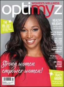 Cover of OptiMYz December 2018