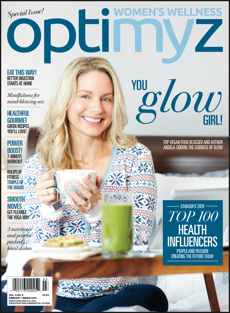 Cover of OptiMYz February / March 2019