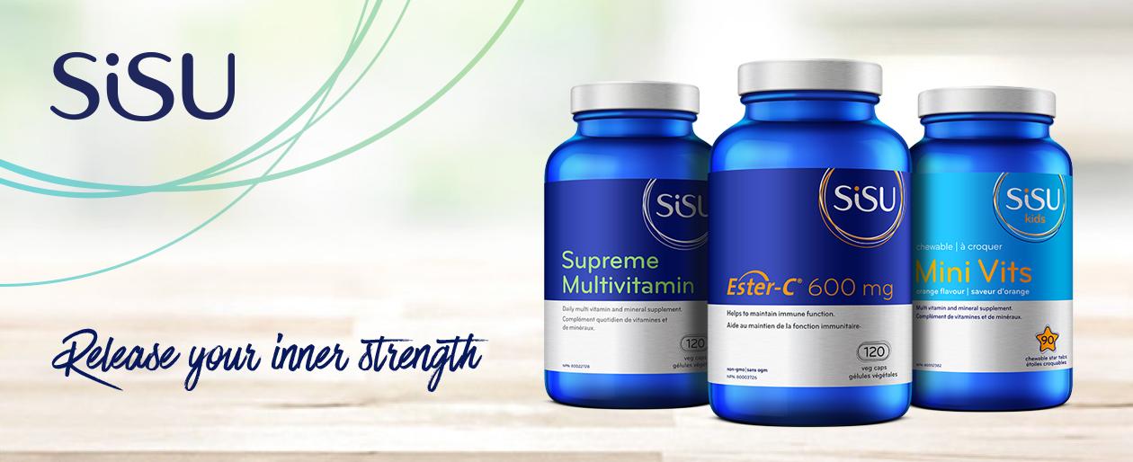 Sisu: Release your inner strength