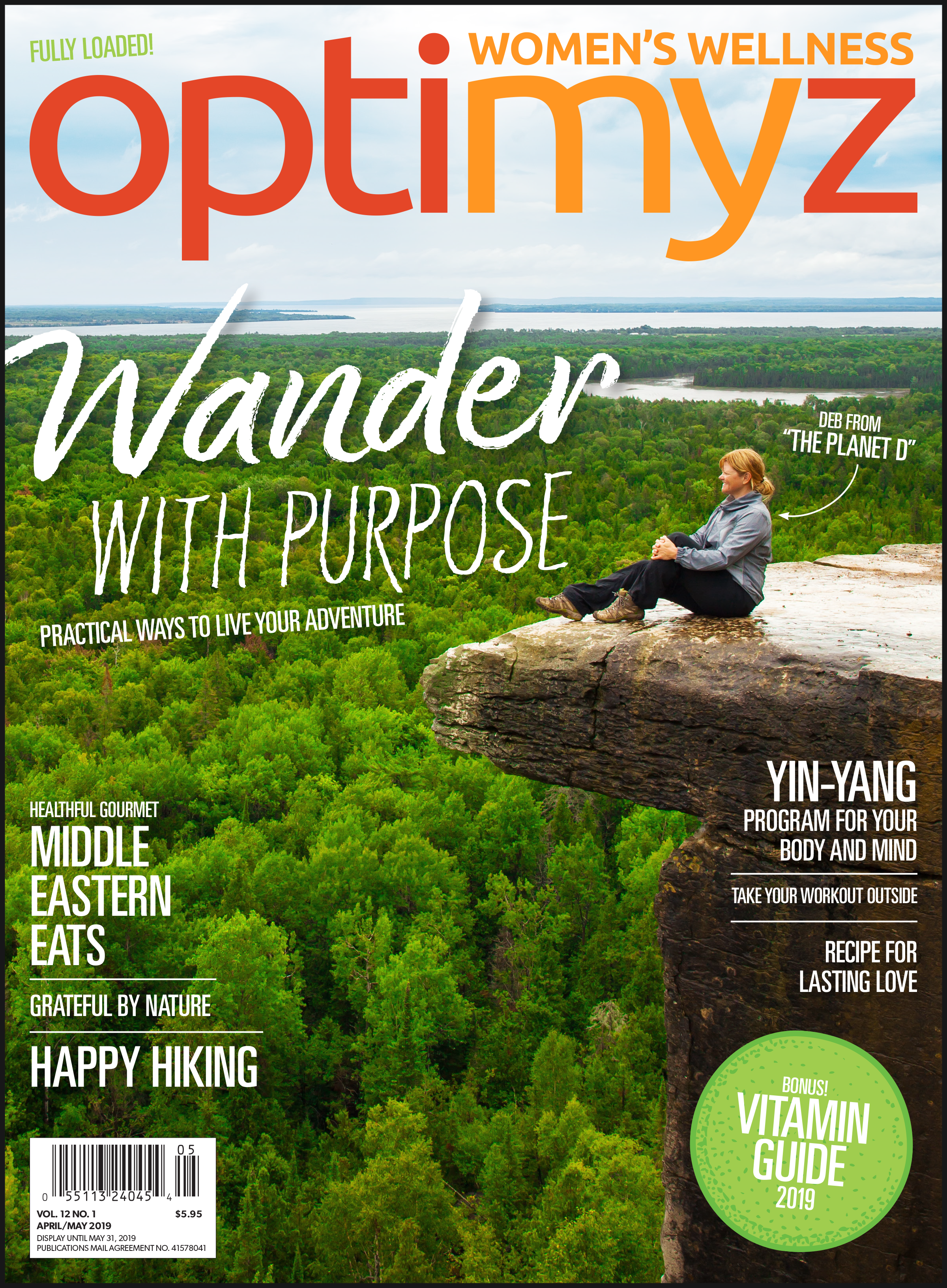 Cover of OptiMYz 1201