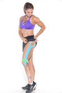 Mobility Therapeutic Tape